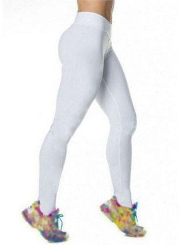 White Gym Leggings