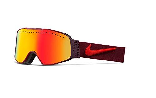 Nike Fade Team Goggles, Red/Bright Crimson
