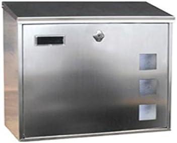 Btv M127335 - Buzon exterior lisboa horizontal: Amazon.es: Bricolaje y herramientas