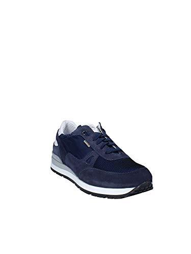 Sneakers 993 Uomo Uomo Exton Exton Sneakers Blu 993 wqqT6WR