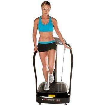 Amazon.com: Confidence Fitness Slim Full Body Vibration ...