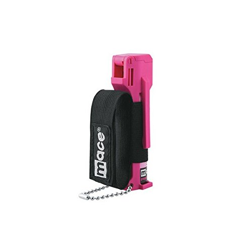 Mace Brand Police Strength Pepper Spray Pink Jogger (Jogger Mace Model)