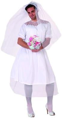 Atosa-69638 Disfraz hombre novia, M-L (69638): Amazon.es: Juguetes ...