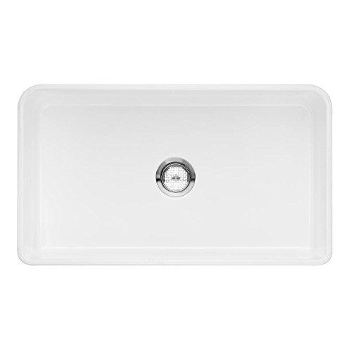 518540 Cerana 30 Farmhouse Kitchen Sink Apron-Front Fireclay