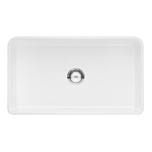 Blanco 518540 441694 Apron Front Sink, 30 , White