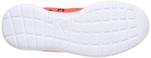 Rouge Print Chaussons Nike Sneaker White hot Femme Run Lava Bright Crimson Roshe R1TAFWO