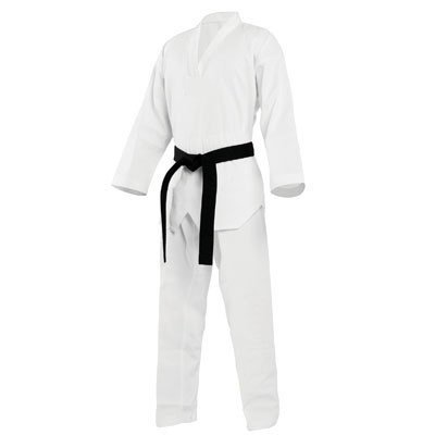 Adult 8oz Taekwondo Uniform – White