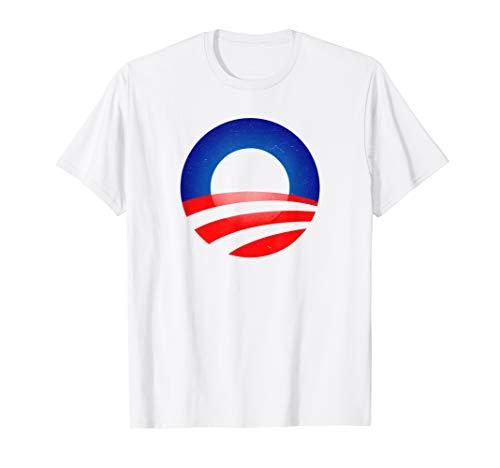 Obama Logo Shirt - 2008 Retro Campaign Shirt