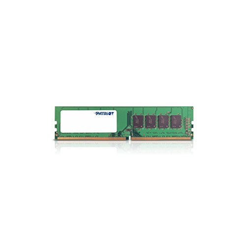 Patriot Memory Signature Line DDR4 16GB (1x16GB) UDIMM Frequency: 2400MHz (PC4-19200) 1.2 Volt - PSD416G24002