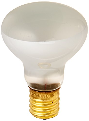 (Bulbrite 40R14N 40-Watt Incandescent R14 Mini Reflector Light Bulb, Intermediate Base)