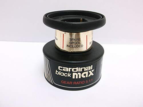 (ABU Garcia Reel Part - 970403 Cardinal Black Max 5 (01) - Spool)