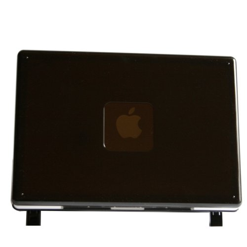 BLACK iPearl mCover Hard Shell Case for Model A1181 original 13-inch black/white MacBook released before Oct. 20, 2009