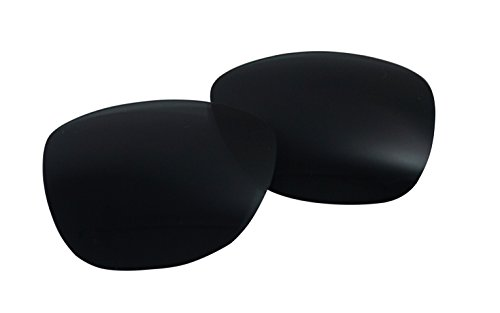 ReVive Optics FGS6-P-BK Replacement Lens For Oakley Frog Skins (Polarized - Sunglasses Frogskin Cheap