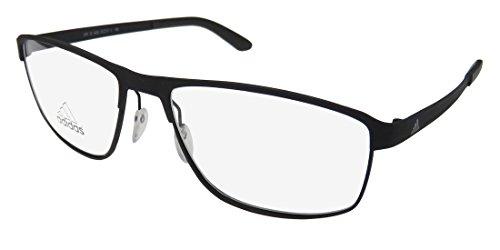 Adidas Af49 Mens/Womens Designer Full-rim Eyeglasses/Glasses (55-17-135, Black)