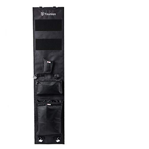 Younion Gun Safe Door Panel Organizer - Fully Customizable & Adjustable Storage Solution