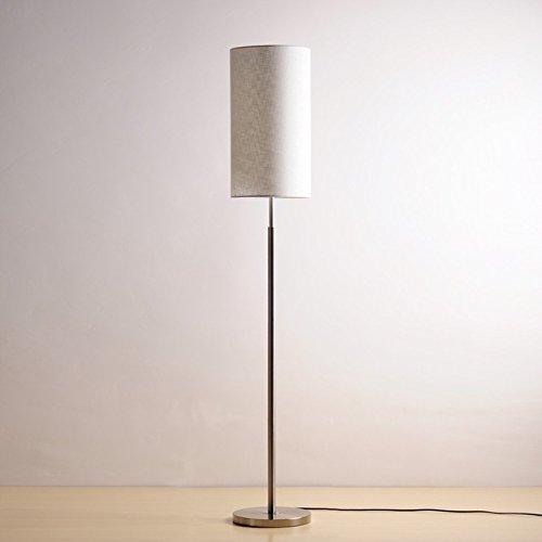 Lámpara de pie Lámparas LDD Chino De GUTOU Piso De Tela UzSVMp