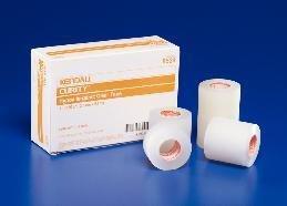 - 8534C - 9.1 m (10 yd.) - CURITY Hypoallergenic Clear Tape, Covidien - Case of 144