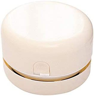 sinbrol Mini mesa aspirador para Auto y Desktop Potencia Crumb & Scraps Vacuum Cleaner polvo de atrapasueños dibujos animados niedliches Teclado Aspiradora funciona con pilas (2 x AA), color a: Amazon.es: Oficina