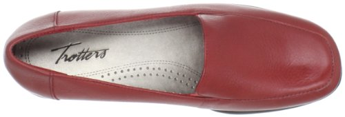 Jenn N Trotters Women's 10 US Loafer Red Bronze p5ZAqxRw