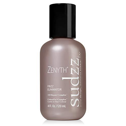 SUDZZFX Zenyth Frizz Eliminator, 4 Fl Oz