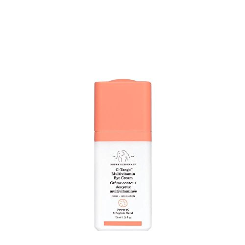 Drunk Elephant C-Tango Multivitamin Eye Cream. Brightening and Restorative Under Eye Cream with Vitamin C (15 ml / .5 fl oz)