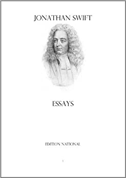 jonathan swift essay on conversation Depiction of feminine identity in jonathan swift english literature essay the sort of relation jonathan swift had with stella's conversation for him.