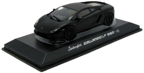 LP560-4 2009 matt black Norev 1:43 by Norev (2009 Lamborghini Gallardo Lp560 4)