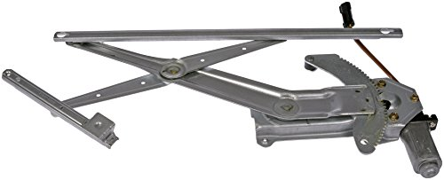 UPC 019495250340, Dorman 741-418 Dodge Dakota Front Driver Side Window Regulator with Motor