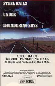 Steel Rails Under Thundering Skys [audio (Thundering Rails)