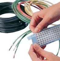 Brady Wm-1-pk Wire Marker,.25x1.5,(1),36/card,pk25
