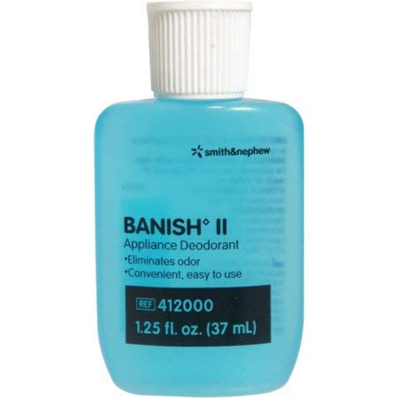 Banish II Liquid Deodorant 1.25 Oz bottle (Deodorant Perfume Liquid)