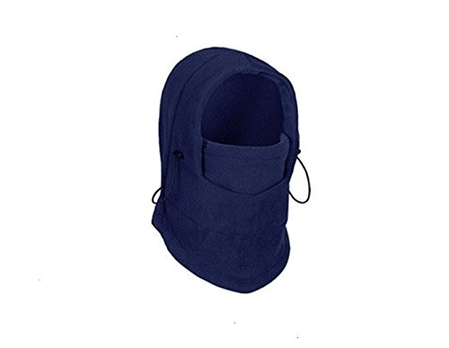 winter warm Fleece beanies hats for men skull bandana neck warmer balaclava ski snowboard face mask,Wargame Special Forces Mask(Blue (Jack Daniels Girl Halloween Costume)