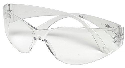 MSA Safety 697514 Arctic Eyewear, Clear Lens, Anti-Scratch - Eyewear Arctic