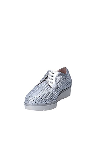 Lace Heels PITILLOS Grey up 5120 Women OFqxqnar