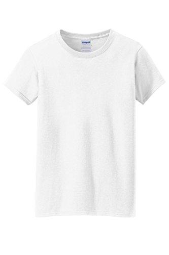 - Gildan Blank T-Shirt - Unisex Style 5000 Adult