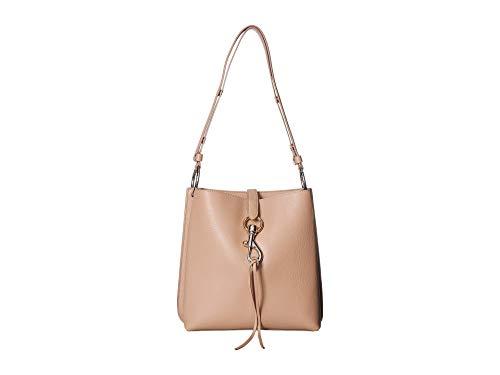 Rebecca Minkoff Women's Megan Shoulder Bag, Doe, Tan, One Size
