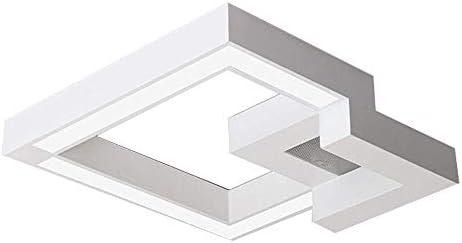 Plafoniere Led Da Soffitto : W led plafoniera moderno acrilico bianca pendente lampadario