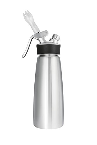 Whipped Cream Whipper (iSi 163001 Profi Professional Cream Whipper, 1-Pint)