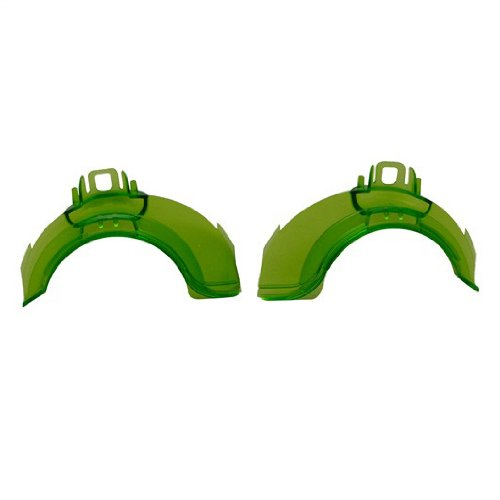 Habitrail OVO Right and Left Joints for Dwarf Hamster Habitat, Lime Green (Habitrail Parts)