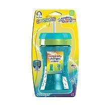 Gerber Graduates Fun Grips Color Change Straw Cup 10oz 1 pk - various (Fun Grip Cup)