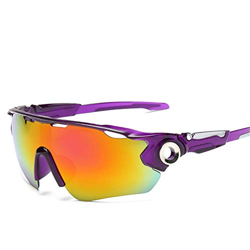 - Polarized Sports Sunglasses Sun Glasses Men's And Women's Golf Running Riding Driving Softball Mountaineering Bicycle Running Driving Polarized Sports Sunglasses UV Women's Baseball Fishing