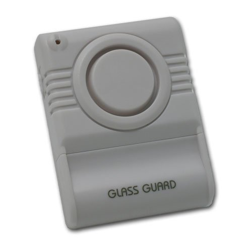 Glass Guard Alarm System, 2 Units
