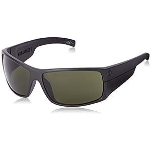 Electric Eyewear Unisex Mudslinger Matte Black/Melanin Grey Sunglasses