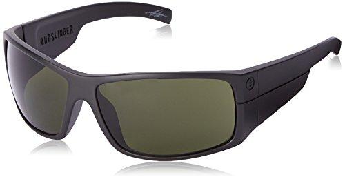 Electric Visual Mudslinger Matte Black/OHM Grey - Vlt Sunglasses