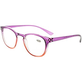 a499fb78c9c6 Amazon.com  Betsey Johnson Red Animal Print Reading Glasses 3 Pack ...