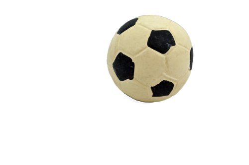 "Amazing Pet Products Latex 2.75"" Soccer Ball Amazing Pet Products"