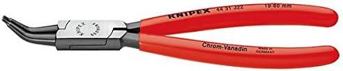 KNIPEX(クニペックス)4431-J12 穴用スナップリングプライヤー 45゜ ds-1849923