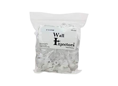 Executive Pest Control Wall Injectors with Cap
