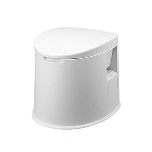 トイレチェア 妊婦、高齢者 アダルト 便器 屋外トイレ モバイル インバンドバレル そして 収納ボックス   B07Q1C8TSL