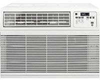 "GE AHM10AW 20"" Energy Star Qualified Window Air Conditioner with 10,000 BTU Cooling Capacity in White"